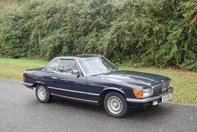1982 Mercedes-Benz 280 SL