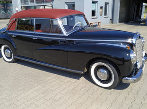1952 Mercedes 300 Cabrio W186 Adenauer For Sale