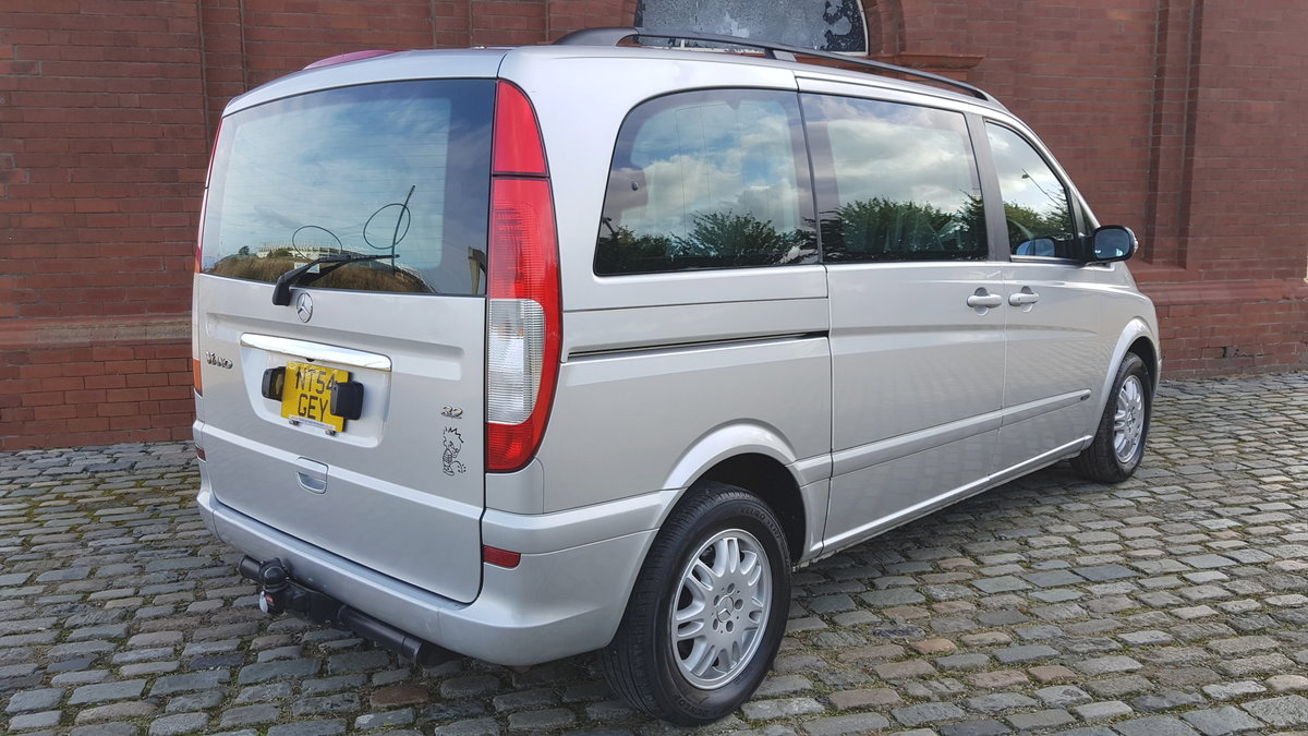 2004 MERCEDES-BENZ VIANO AMBIENTE 3.2 V6 AUTOMATIC * FULL LEATHER SOLD (picture 2 of 6)