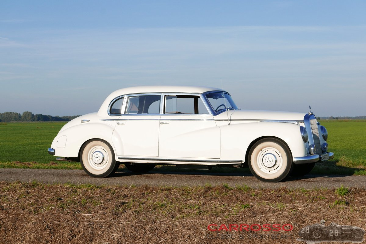 1952 Mercedes Benz 300 Adenauer For Sale (picture 5 of 6)
