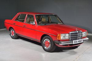 1983 Mercedes 200 W123 For Sale