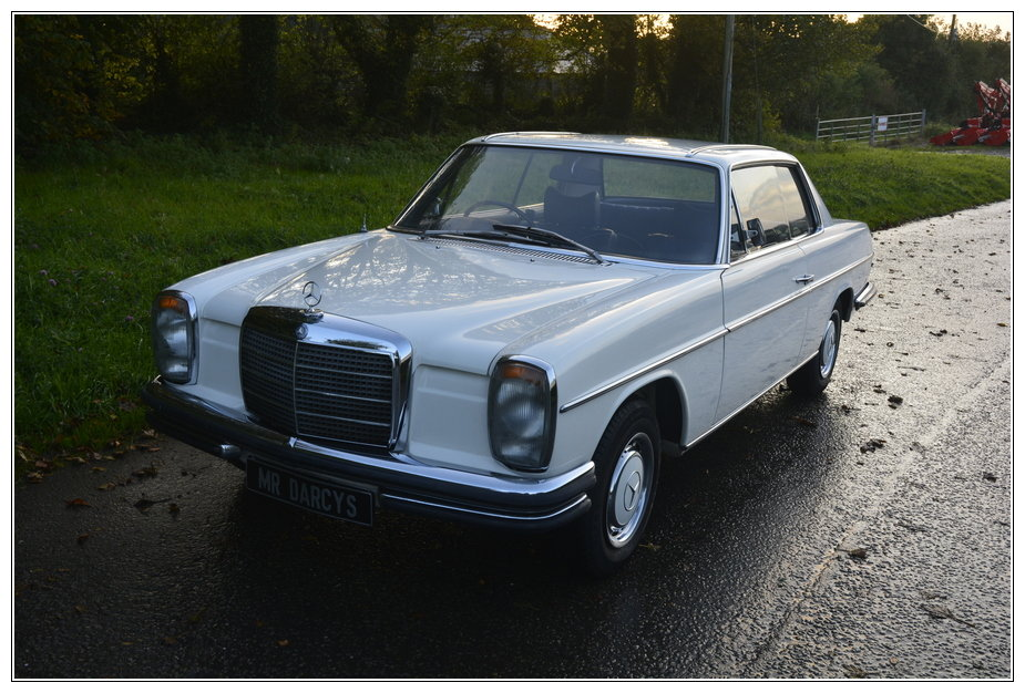 1972 Mercedes 250CE for sale SOLD (picture 1 of 6)