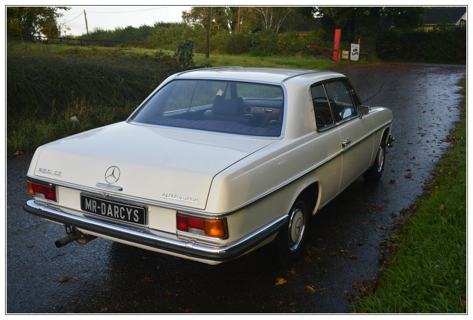 1972 Mercedes 250CE for sale SOLD (picture 6 of 6)