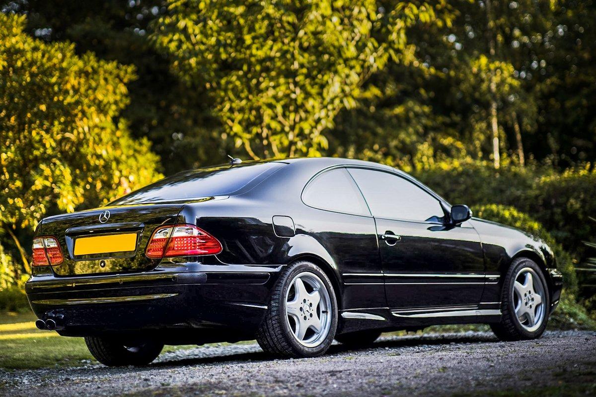 2001 Super Rare Mercedes CLK55 / CLK 55 AMG 69k miles For Sale (picture 1 of 6)