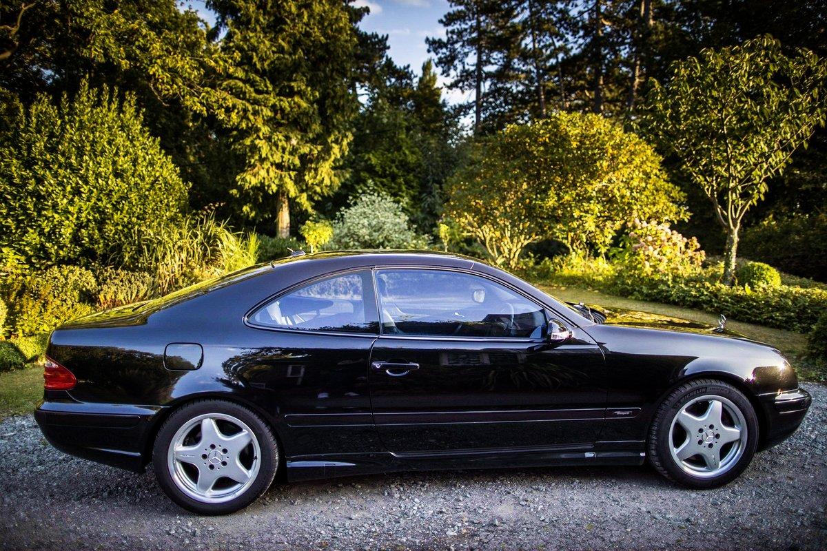 2001 Super Rare Mercedes CLK55 / CLK 55 AMG 69k miles For Sale (picture 3 of 6)