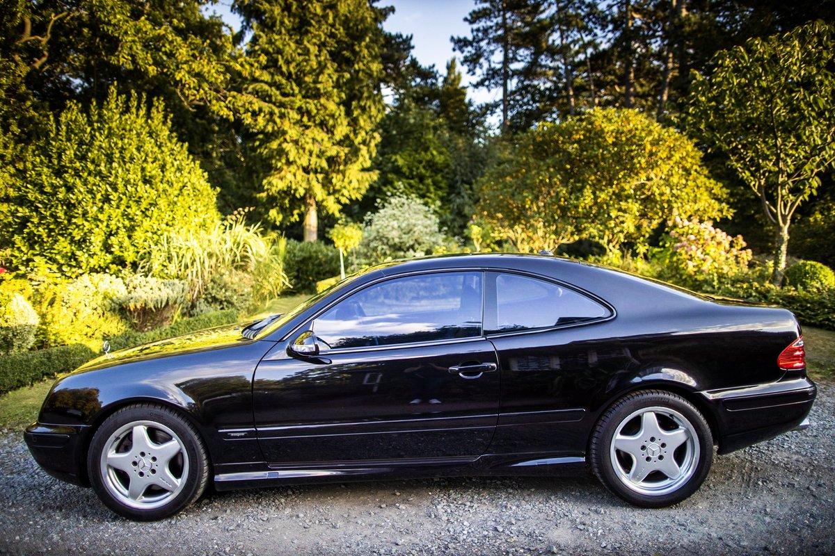 2001 Super Rare Mercedes CLK55 / CLK 55 AMG 69k miles For Sale (picture 4 of 6)