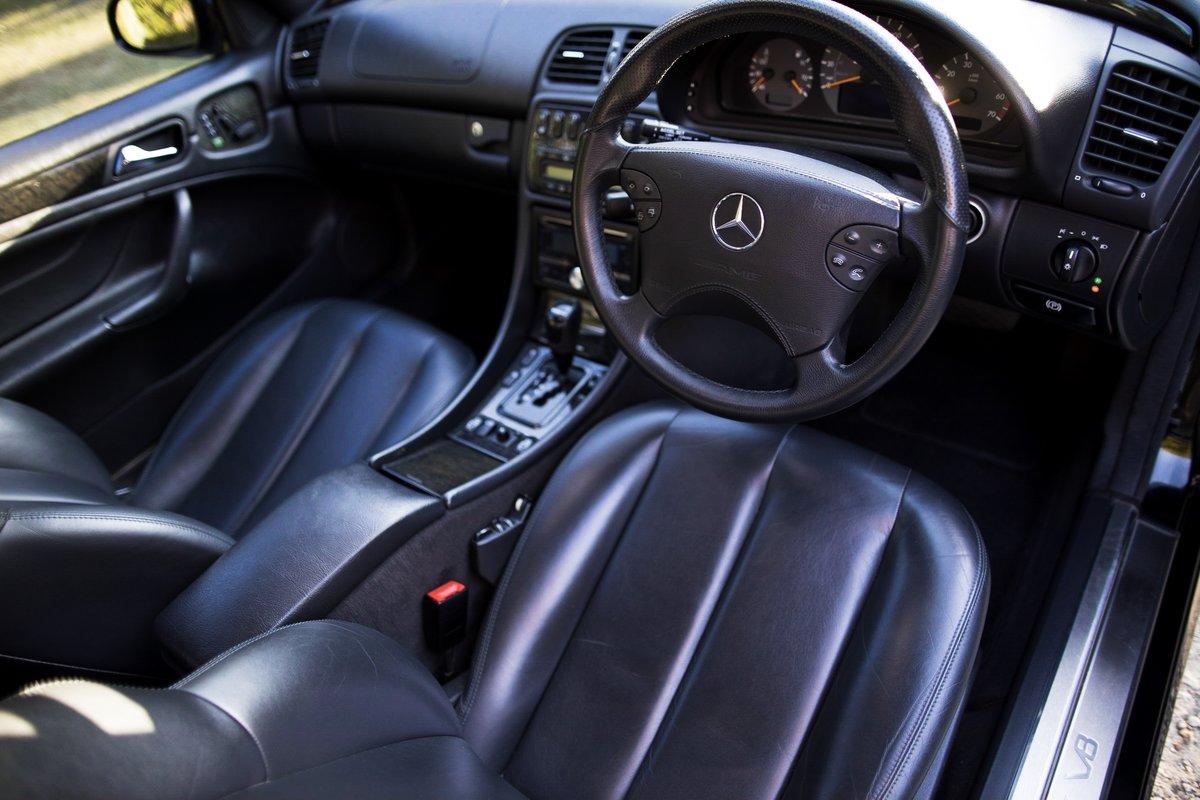 2001 Super Rare Mercedes CLK55 / CLK 55 AMG 69k miles For Sale (picture 5 of 6)