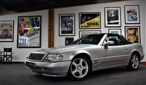 2001 Mercedes SL320 V6   Elegant, Refined & Wonderful For Sale