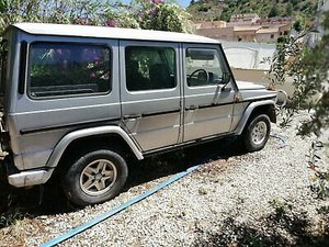 1989 Mercedes G Wagon GE280 Long Wheel Base Automatic