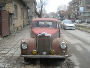 Picture of 1951 Mercedes 220, Classic luxury car For Sale