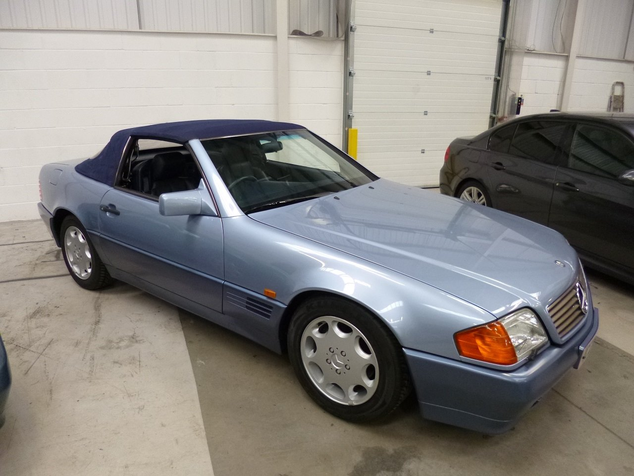 1992 MERCEDES r129 300SL 24V ABSOLUTLEY STUNNING CAR  LOW MILEAGE For Sale (picture 4 of 6)