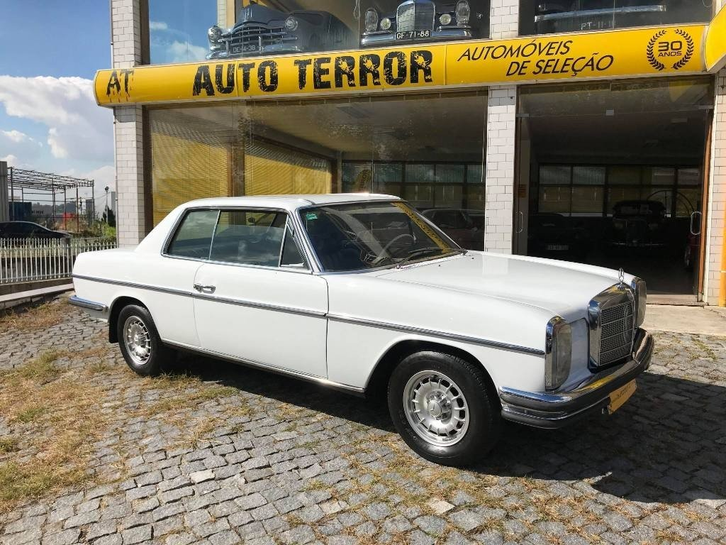 1973 Mercedes 280C For Sale (picture 1 of 6)