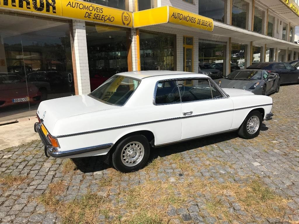 1973 Mercedes 280C For Sale (picture 2 of 6)