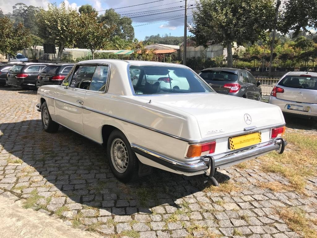 1973 Mercedes 280C For Sale (picture 3 of 6)