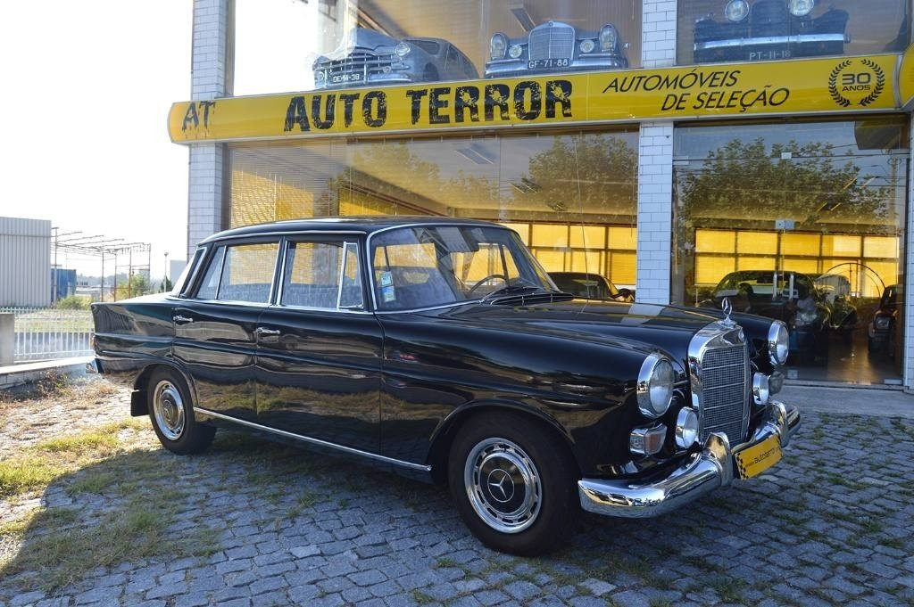 1962 Mercedes 190D For Sale (picture 1 of 6)