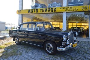 1962 Mercedes 190D For Sale