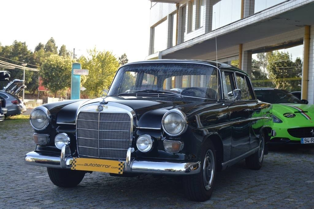 1962 Mercedes 190D For Sale (picture 2 of 6)