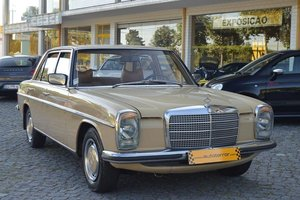 1974 Mercedes 200D For Sale