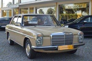 1974 Mercedes 200D