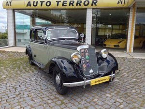 1937 Mercedes 170V For Sale