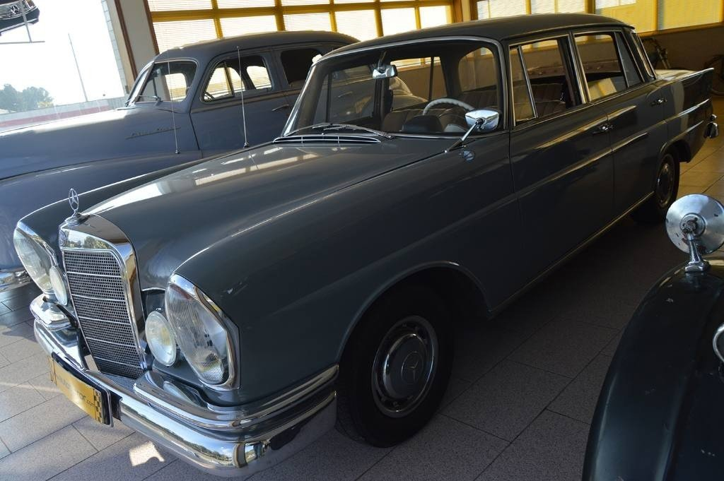 1960 Mercedes 220SEB For Sale (picture 1 of 6)