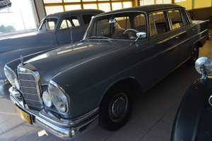 1960 Mercedes 220SEB For Sale