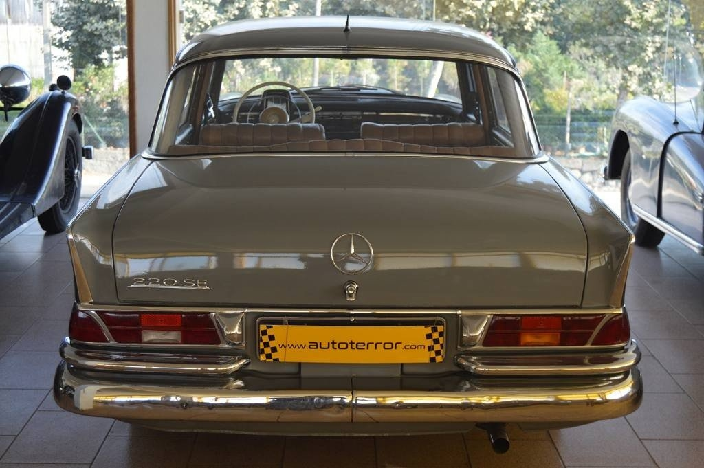 1960 Mercedes 220SEB For Sale (picture 3 of 6)