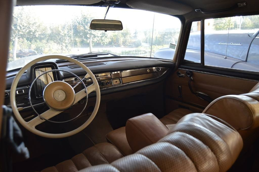 1960 Mercedes 220SEB For Sale (picture 5 of 6)