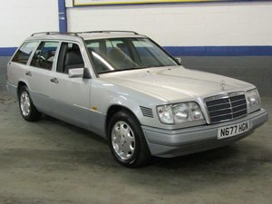 Picture of 1995 Mercedes E300D Est Auto 24,533miles at ACA 2nd November SOLD