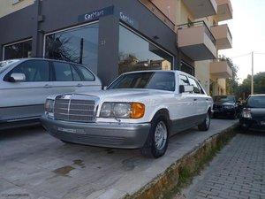 1984 Mercedes-benz s 500 500 sel w126 110.800km '84