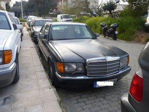 1988 MERCEDES-BENZ S 560 SE 560 W126  For Sale