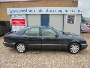1998 Mercedes e280 elegance only 34,816 miles For Sale