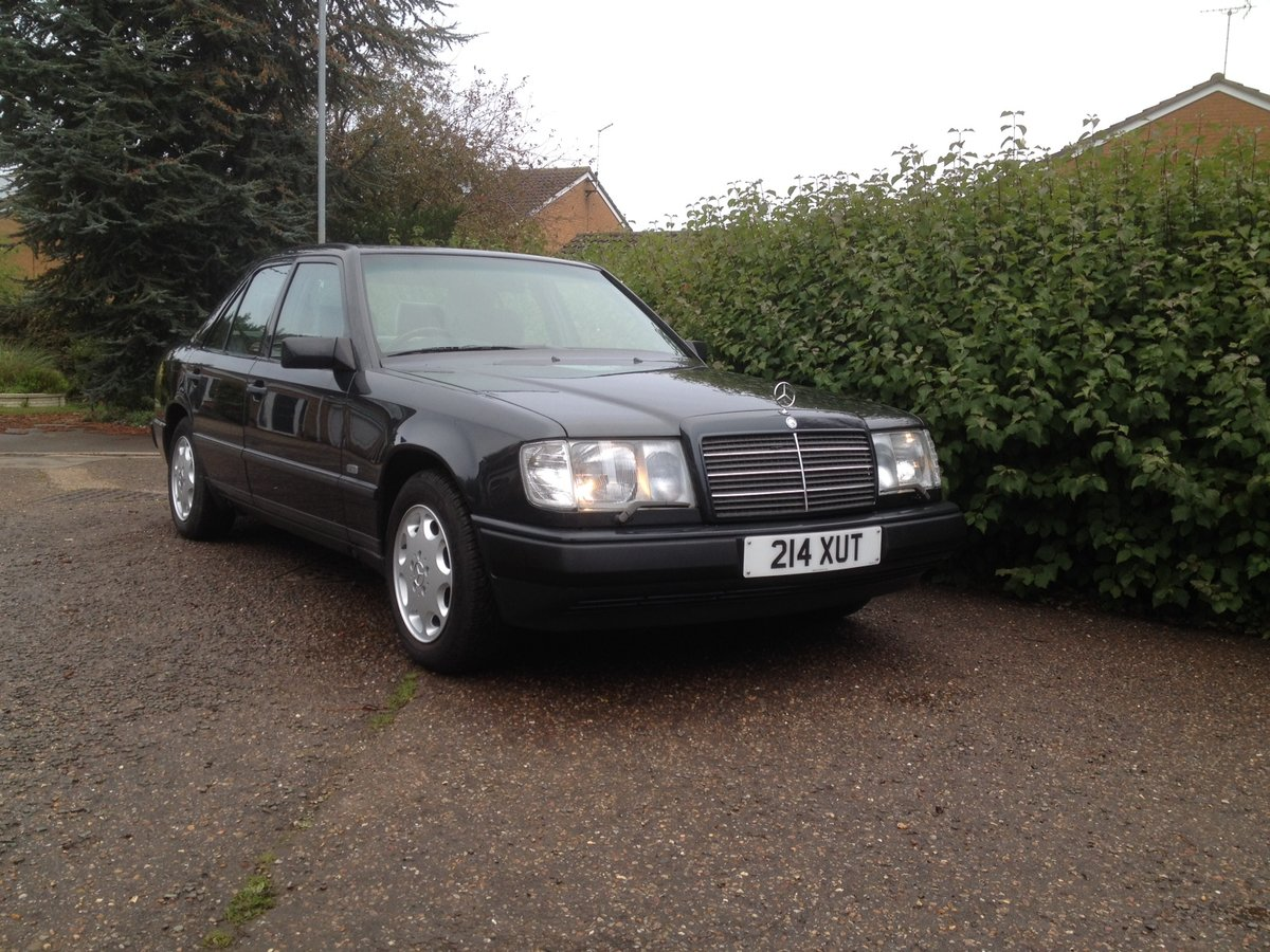 Mercedes 230E auto high spec 1990 For Sale (picture 5 of 6)