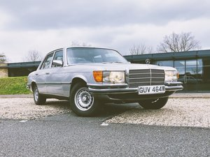 1980 Mercedes Benz 350SE For Sale