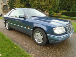 1994 Mercedes E220 Auto Coupe (REDUCED) For Sale
