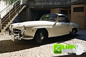 MERCEDES BENZ 190SL DEL 1959 ISCRITTA ASI POSSIBILITA' DI G
