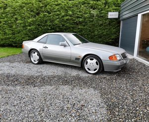 Picture of 1990 Mercedes 500SL, only 29k Miles, uk car SOLD