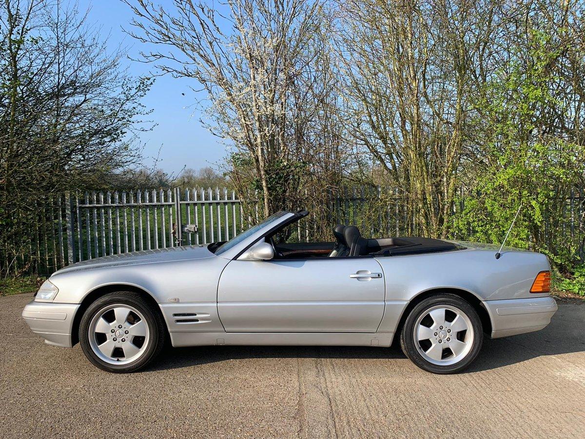 2000  MERCEDES-BENZ SL 5.0 SL500 2D AUTO 315 BHP (R129) FACELIFT  For Sale (picture 5 of 5)