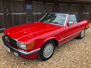 1987 Mercedes 300 SL ( 107-series )