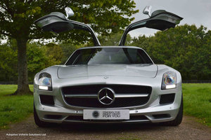 2010 Appreciating Asset Mercedes Benz SLS63 AMG Gullwing For Sale
