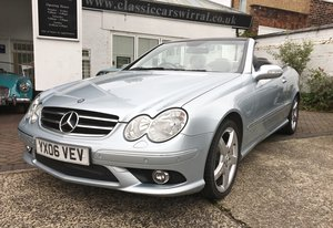 2006 CLK 280 SPORT. 1 LADY OWNER, 16,000 Miles