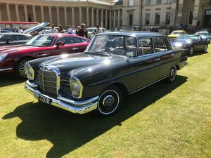 1964 Mercedes 220b Original, Running and Driving