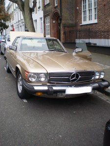 1981 500SL For Sale