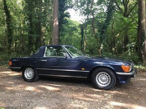 1978 Mercedes 450SL New Hood, New Brakes BARGAIN For Sale