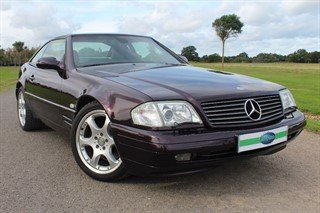 2001 MERCEDES SL320 V6 DESIGNO For Sale