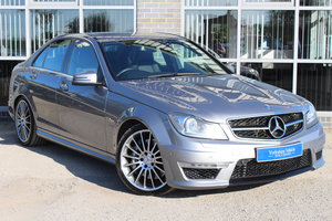 2013 63 MERCEDES BENZ C63 6.3 AMG SALOON AUTO For Sale