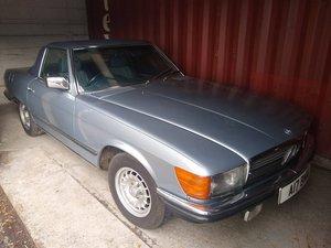 1984 Mercedes 280 SL Auto for Auction  For Sale by Auction