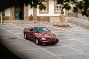 Picture of 1980 1990 Mercedes 300Sl24 – 86.000Kms SOLD
