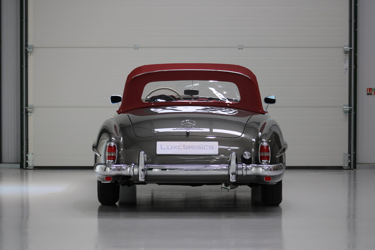 1958 Mercedes 190SL 190 SL Restored LHD For Sale (picture 4 of 6)