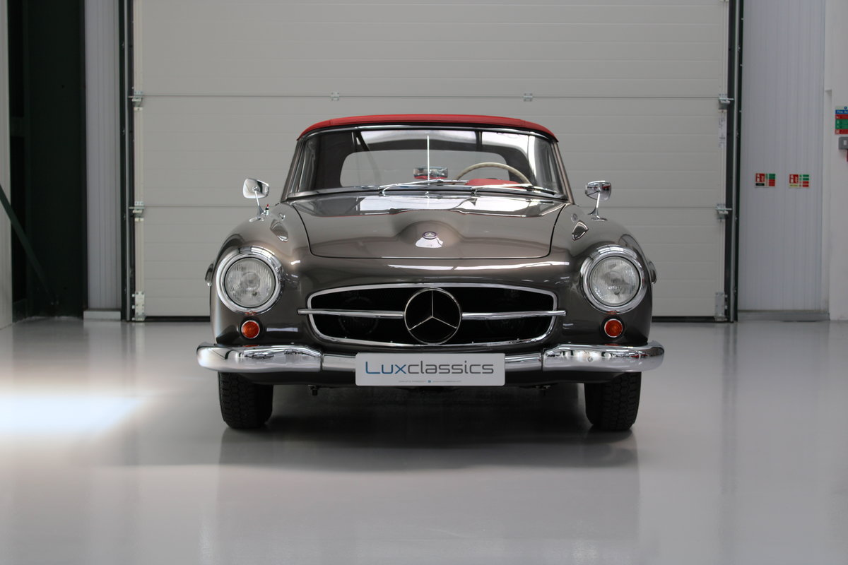 1958 Mercedes 190SL 190 SL Restored LHD For Sale (picture 6 of 6)